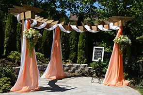 Weddings on the hill west linn or affordable elegant wedding take a tour junglespirit Gallery